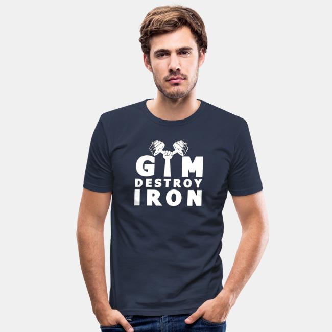 GYM Fitness Motivation - Destroy IRON Training