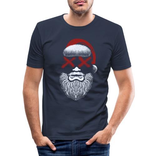 Weihnachten fällt aus - Männer Slim Fit T-Shirt