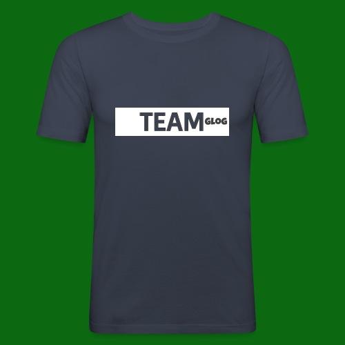 Team Glog - Men's Slim Fit T-Shirt