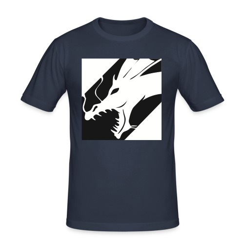 Dragon White Mok - Mannen slim fit T-shirt