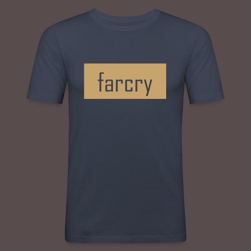 farcryclothing - Männer Slim Fit T-Shirt