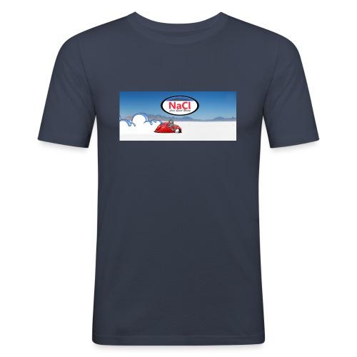 Banniere officielle 202@232 - T-shirt près du corps Homme