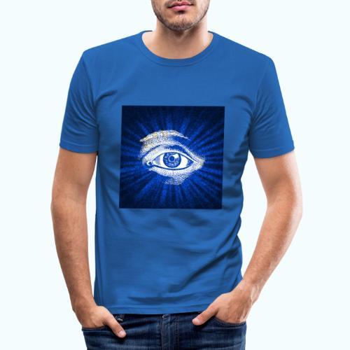 eye - Men's Slim Fit T-Shirt