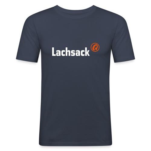 QB Spreadshirt Vektoren 2c 2 - Männer Slim Fit T-Shirt