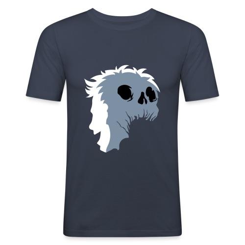 Maschera Mask Skull - Maglietta aderente da uomo