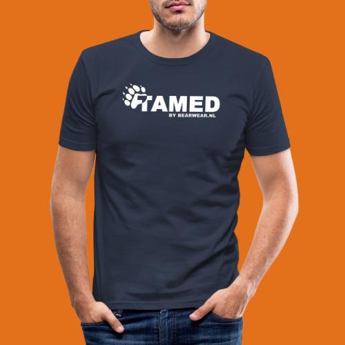 tamed - Men's Slim Fit T-Shirt