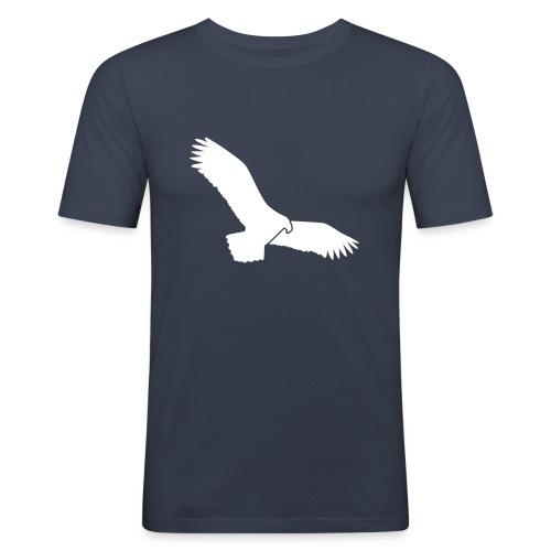 Krah Krah - Männer Slim Fit T-Shirt