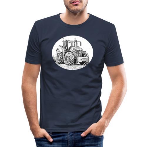 Ackergigant - Männer Slim Fit T-Shirt