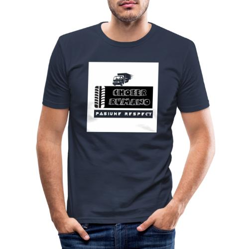 Chofer Rumano - Camiseta ajustada hombre