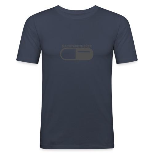 Nachtapotheker Brabant Pharmaceutics - Mannen slim fit T-shirt
