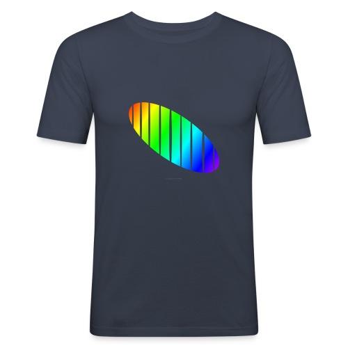 shirt-01-elypse - Männer Slim Fit T-Shirt