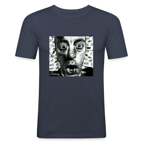 No fear - Maglietta aderente da uomo