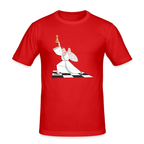 Tell it to the hand! - Men's Slim Fit T-Shirt
