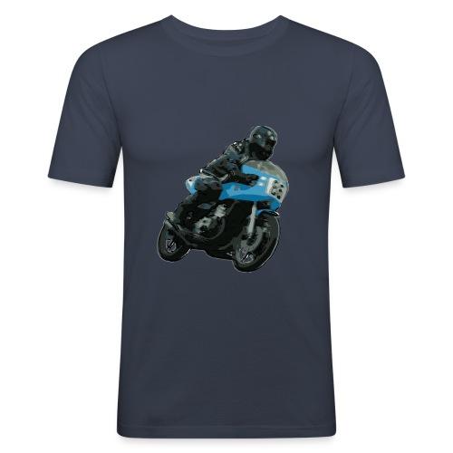 Suz - Men's Slim Fit T-Shirt