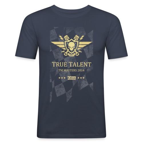 TMM TTC T-Shirt - Men's Slim Fit T-Shirt