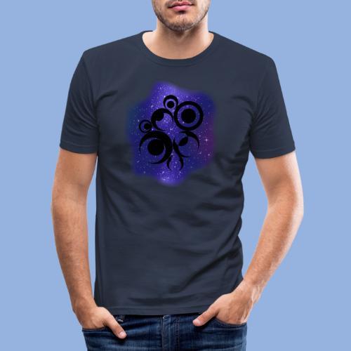 Should I stay or should I go Space 2 - T-shirt près du corps Homme