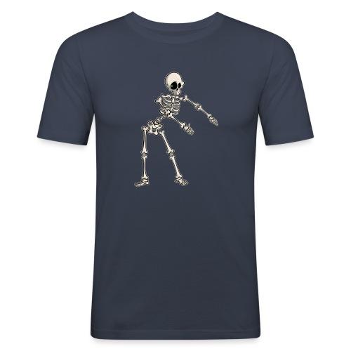 Floss like a Boss - Männer Slim Fit T-Shirt