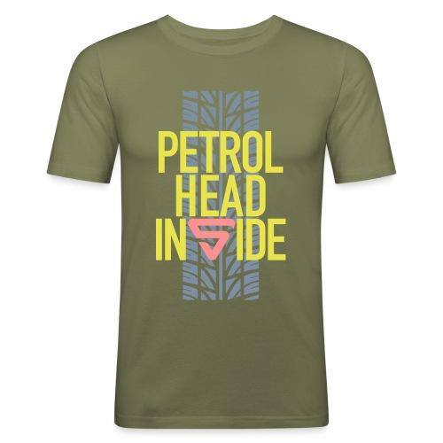 Petrolhead inside - T-shirt près du corps Homme