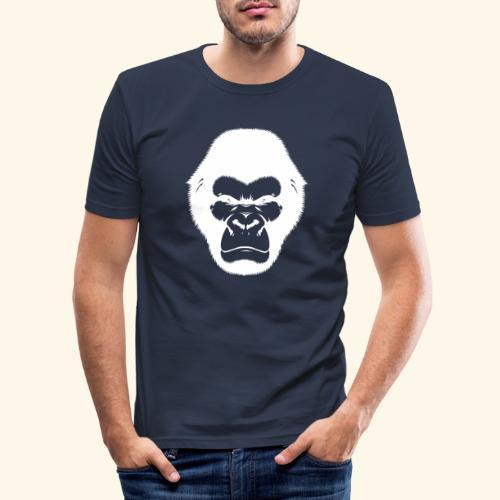 Gorille - T-shirt près du corps Homme