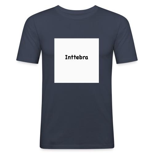 isdfihdguihduhigds - Miesten tyköistuva t-paita