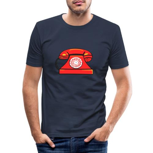 PhoneRED - Men's Slim Fit T-Shirt
