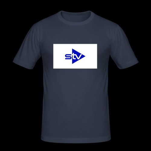 Skirä television - Slim Fit T-shirt herr