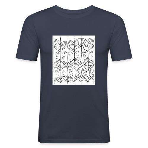 lachoraletetarbre - T-shirt près du corps Homme