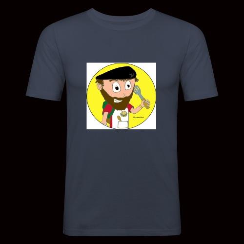 r svg - T-shirt près du corps Homme