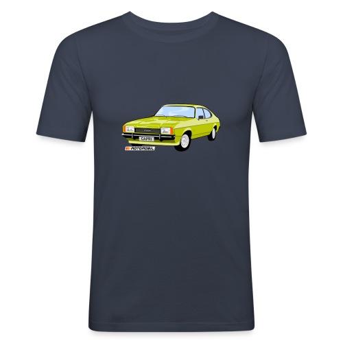 Capri MK2 - Männer Slim Fit T-Shirt