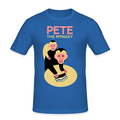 petefondblanc - Men's Slim Fit T-Shirt