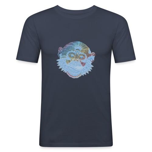 affe - Männer Slim Fit T-Shirt
