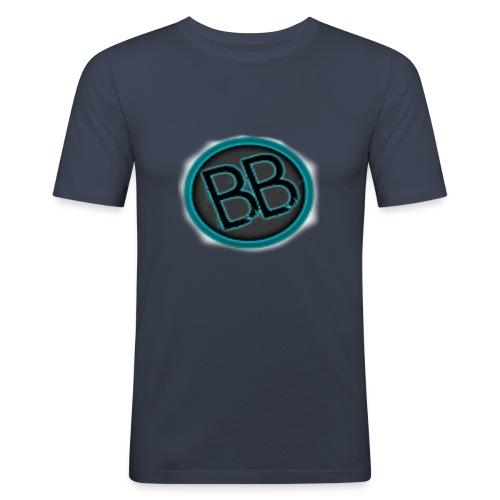 BeastBoost Trenings Tøy - Slim Fit T-skjorte for menn