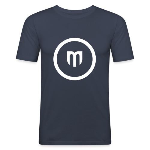 Cercle Logo - T-shirt près du corps Homme