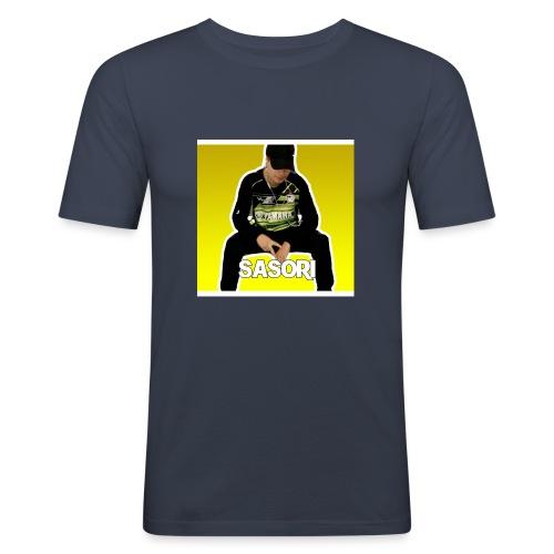 Vetement Sasori YOUTUBE \ Rap - T-shirt près du corps Homme