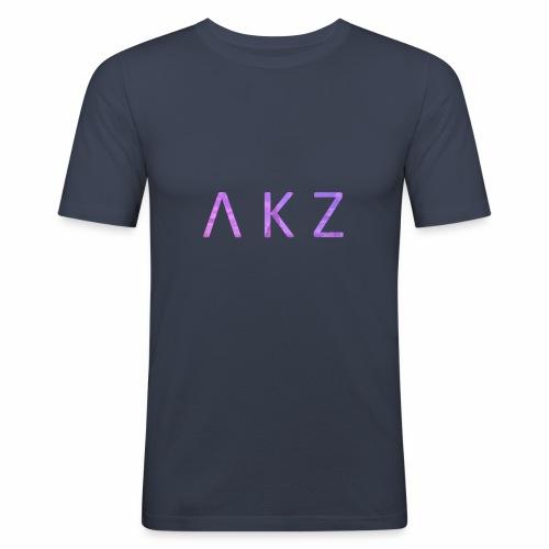 AKZProject Titre - Paris - T-shirt près du corps Homme