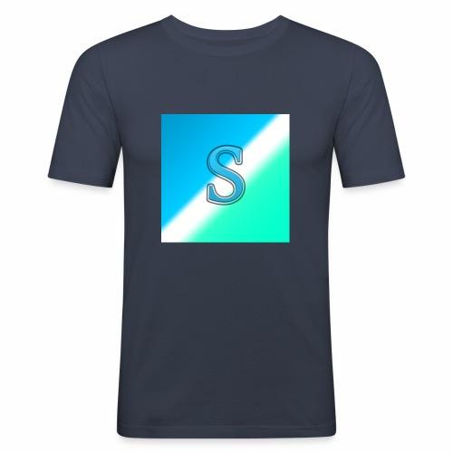 The S - Slim Fit T-shirt herr