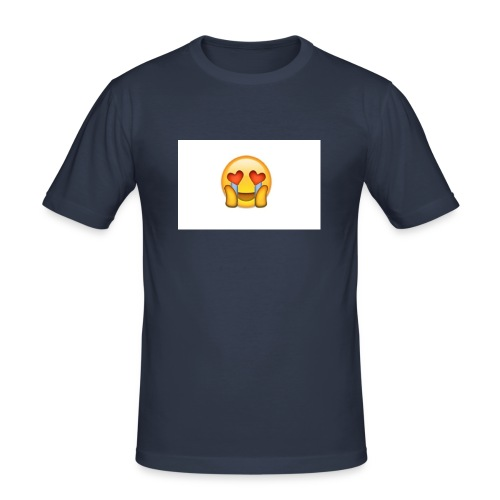 Emoij Hoesje - slim fit T-shirt