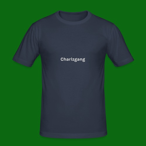 Charlzgang - Men's Slim Fit T-Shirt