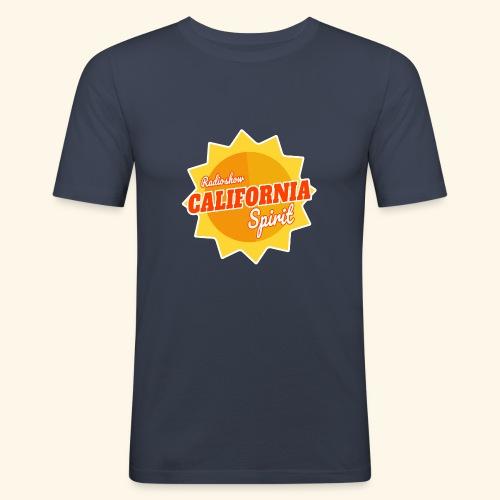 California Spirit Radioshow - T-shirt près du corps Homme