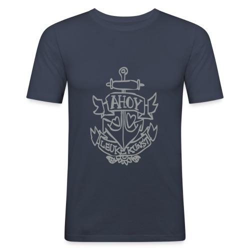 Ahoy! - slim fit T-shirt