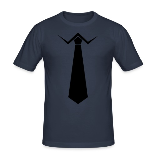 For Nobel Dinner - Slim Fit T-shirt herr