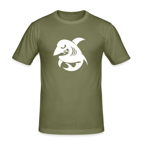 S & T - C. Gaucini - Männer Slim Fit T-Shirt