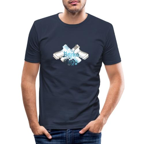 Borko - Obcisła koszulka męska