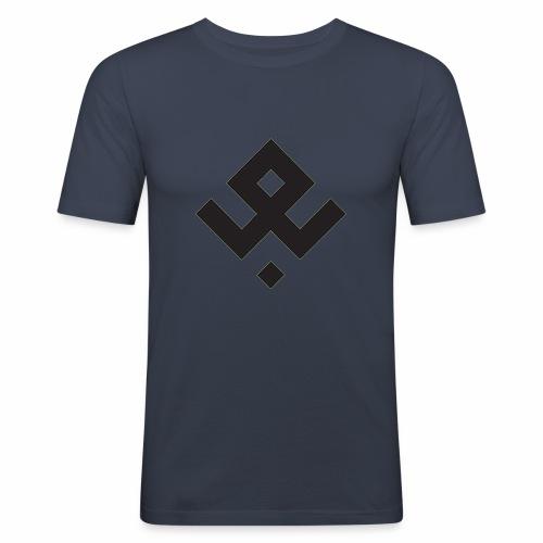 Rune D'odal - T-shirt près du corps Homme