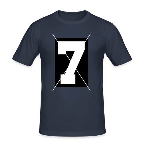 edge seven - Men's Slim Fit T-Shirt