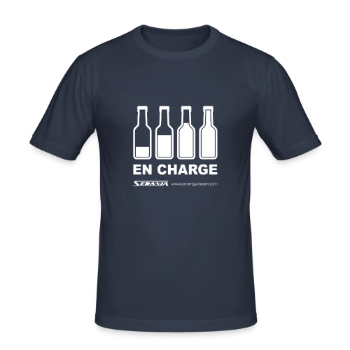 enchargesedaniawhite - T-shirt près du corps Homme