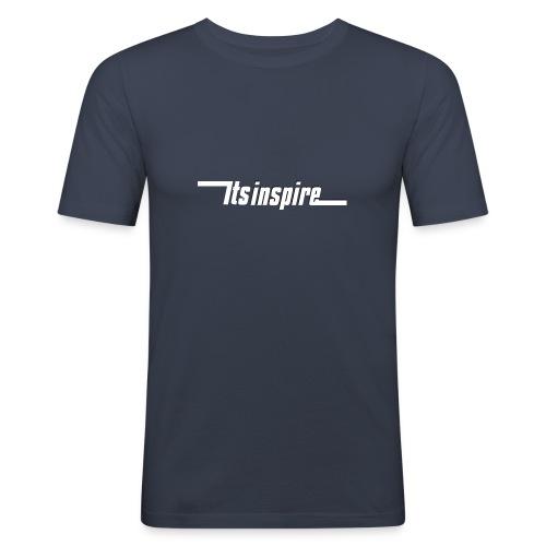 Itsinspire Logo - Men's Slim Fit T-Shirt