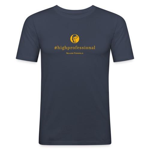 highprofessionalheadn2016 - Männer Slim Fit T-Shirt