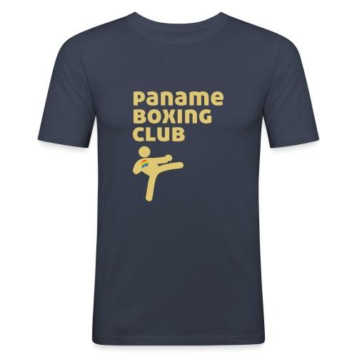 Paname Champagne - T-shirt près du corps Homme