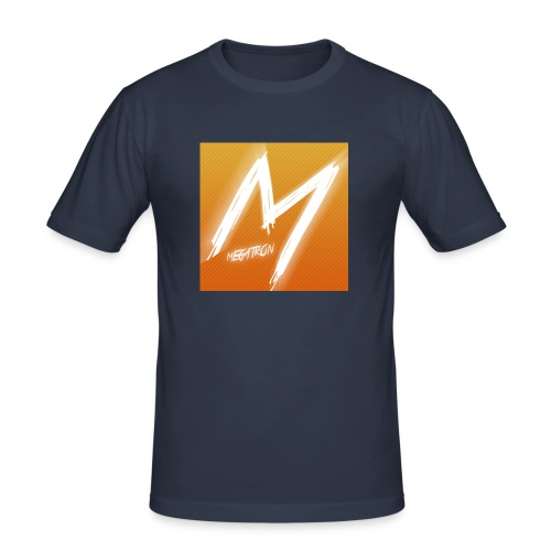 MegaTaza - Men's Slim Fit T-Shirt